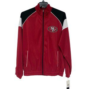 Men's NFL 49ers Long Sleeve Jacket